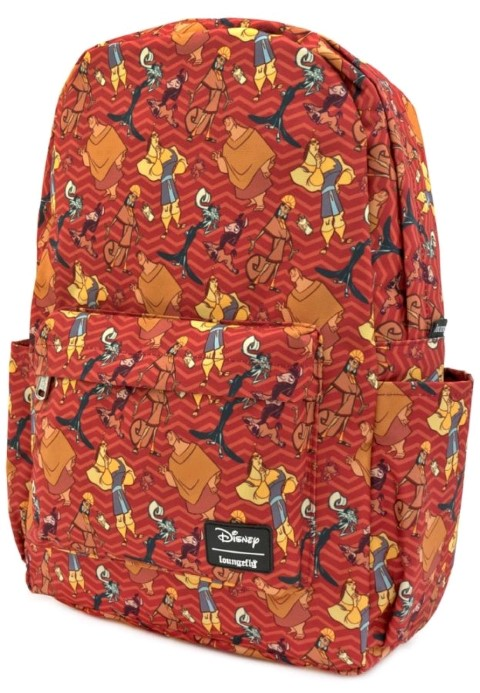 Emperors New Groove Characters Backpack
