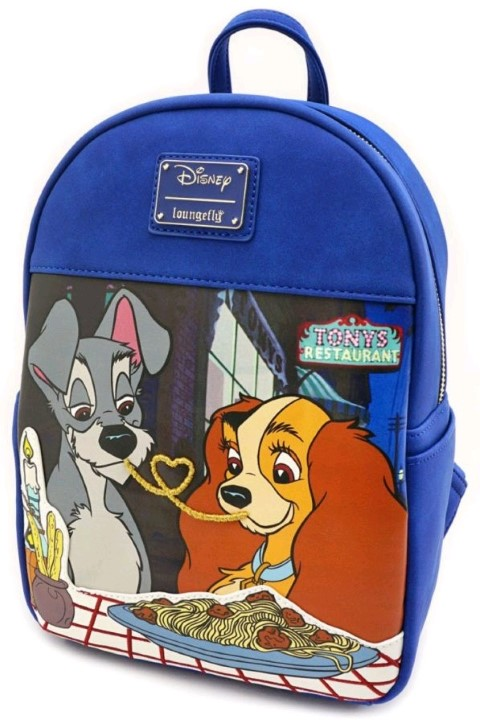 Lady & The Tramp Mini Backpack