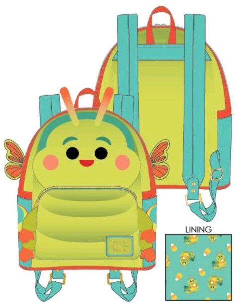 PREORDER  A Bugs Life Heimlich Mini Backpack