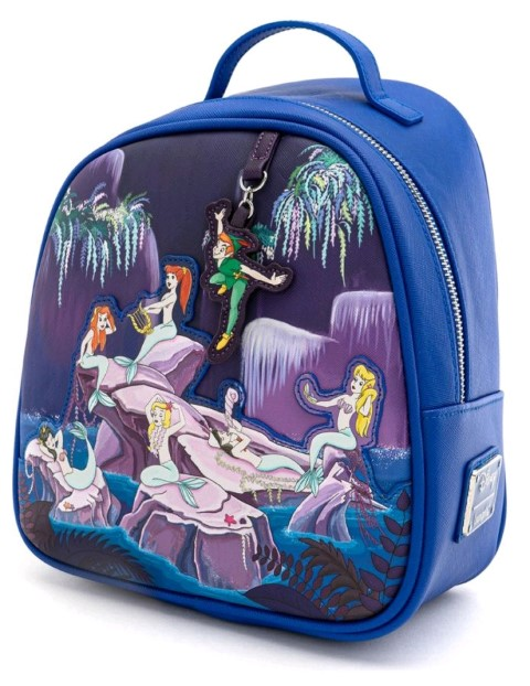 Peter Pan Mermaids Mini Backpack