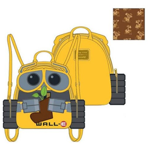 PREORDER  Wall-E Plant Boot Mini Backpack