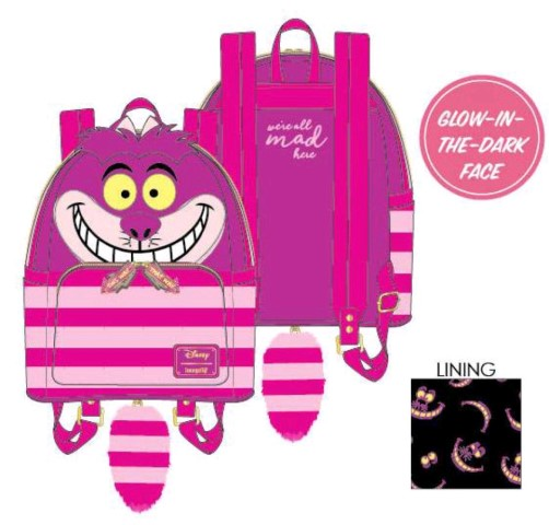 PREORDER  Cheshire Cat Mini Backpack