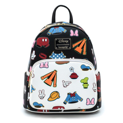 Mickey Mouse Outfits Mini Backpack