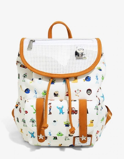 Pixar Character All Over Print Collector Mini Rucksack