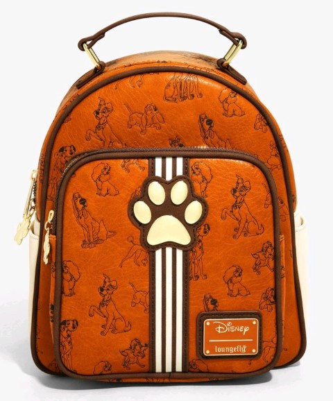 Disney Dogs Mini Backpack