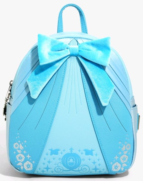 Cinderella Blue Dress Mini Backpack