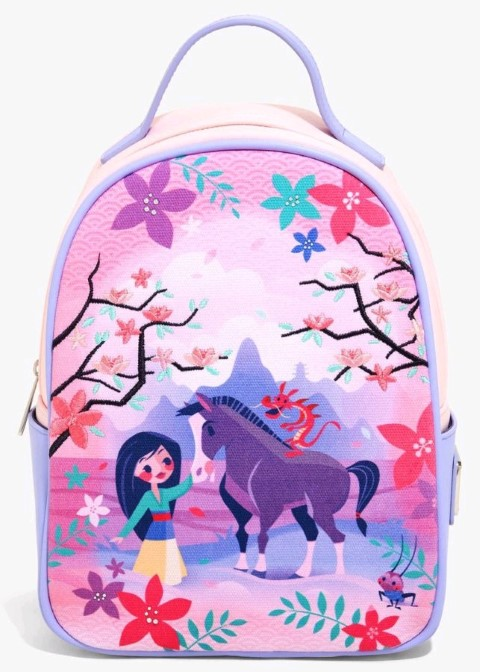PREORDER  Mulan & Khan Backpack