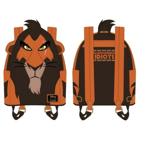 PREORDER Lion King Scar Mini Backpack