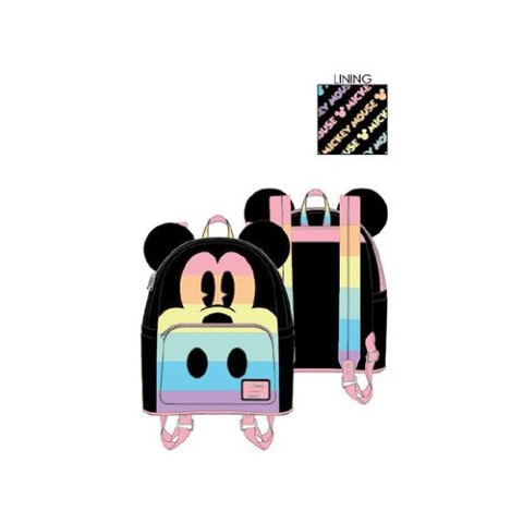 PREORDER  Mickey Mouse Rainbow Mini Backpack