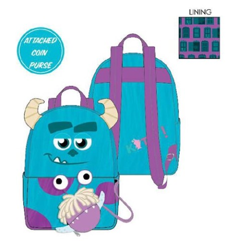 PREORDER Sully Mini Backpack and Boo Coin Purse