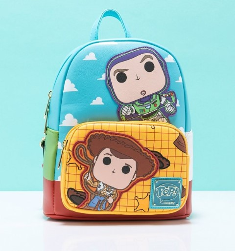 Toy Story Buzz & Woody Mini Backpack
