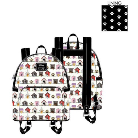 PREORDER Disney Doghouses Mini Backpack