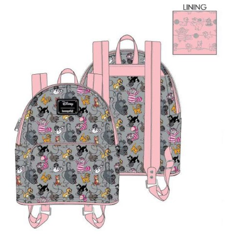 PREORDER Disney Cats Mini Backpack