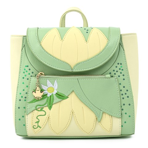 Tiana Cosplay Mini Backpack