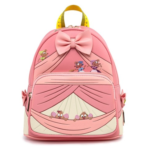 Cinderella 70th Anniversary Peek A Boo Mini Backpack