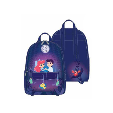 PREORDER The Little Mermaid Gondola Scene Mini Backpack