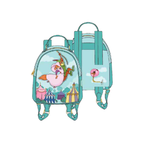 PREORDER Robin Hood Rescues Maid Marian Mini Backpack