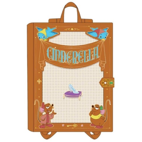 PREORDER  Cinderella Pin Trader Backpack