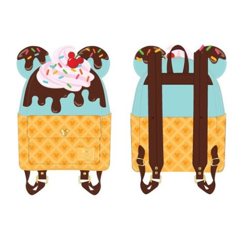 PREORDER Mickey Sweets Ice Cream Mini Backpack