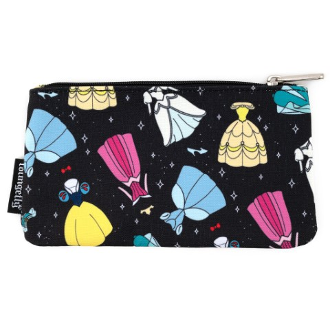 Disney Princess Dresses Pouch