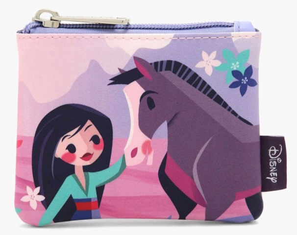 PREORDER  Mulan & Khan Coin Bag