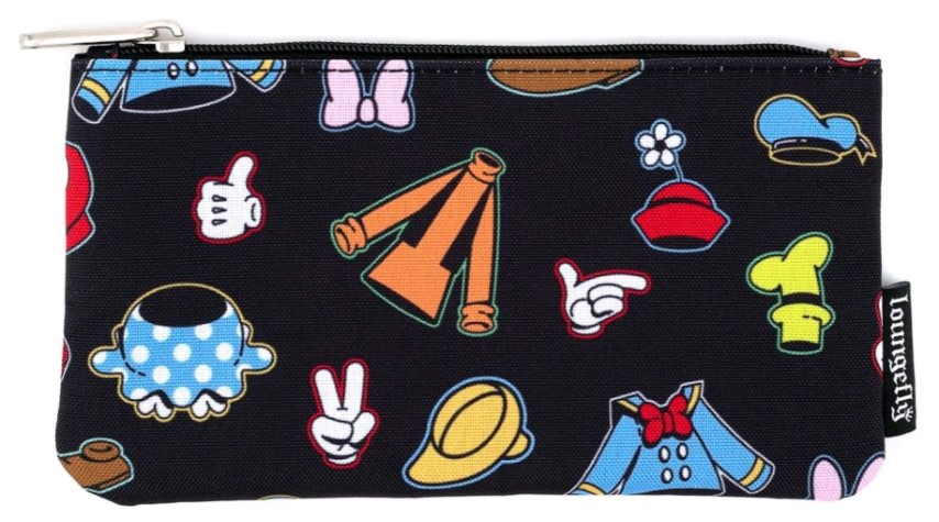 Mickey Mouse Outfits Pouch