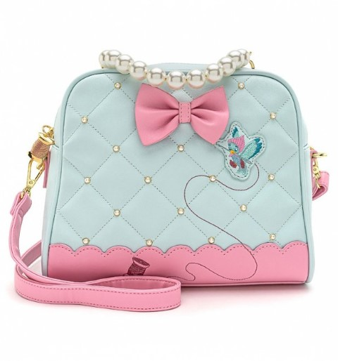 Cinderella Pearl 70th Anniversary Crossbody Bag