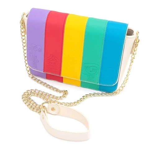 Inside Out Mixed Feelings Crossbody