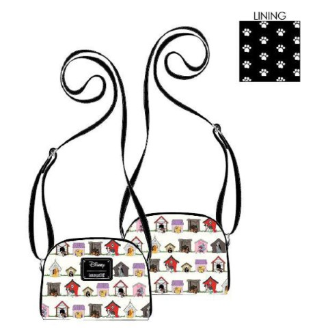 PREORDER Disney Doghouses Crossbody Bag