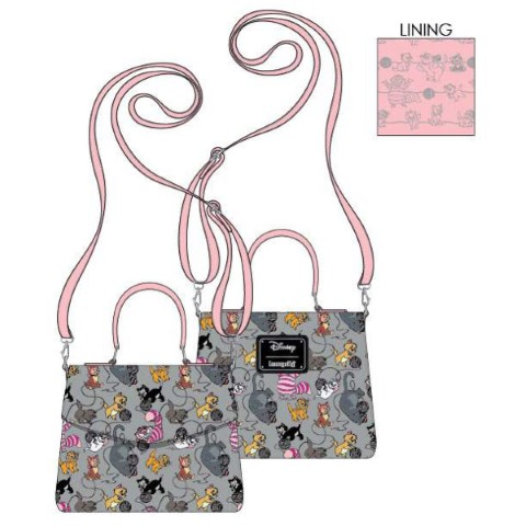 PREORDER Disney Cats Crossbody Bag