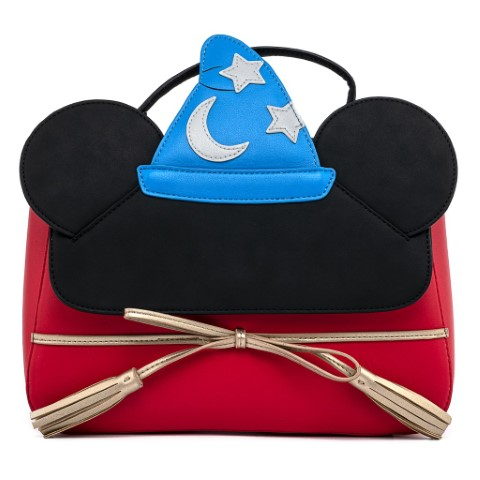 Fantasia Sorcerer Mickey Cosplay Crossbody Bag