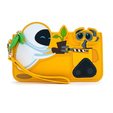 Wall-E Plant Boot Wallet