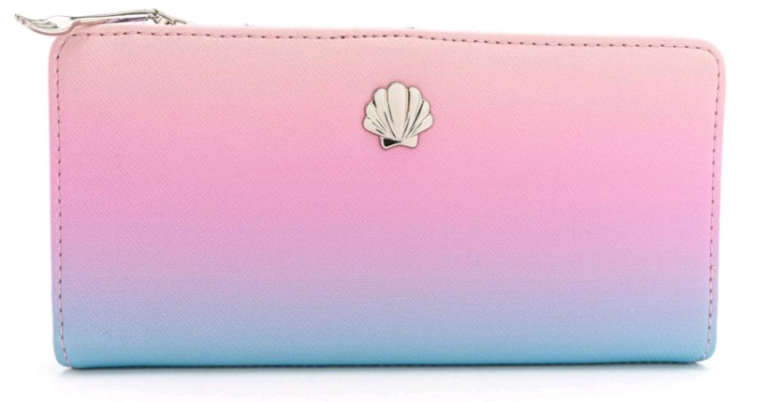Little Mermaid Dinglehopper Wallet