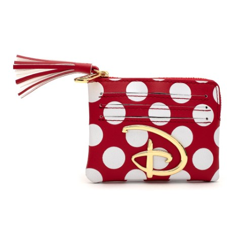 Disney Polka Dot Logo Wallet
