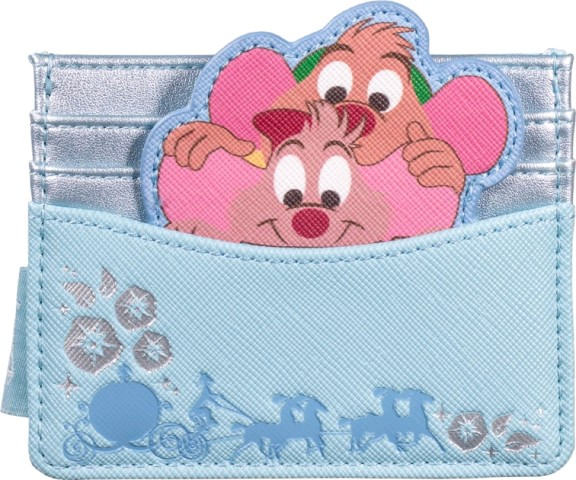 Cinderella Mice Card Holder