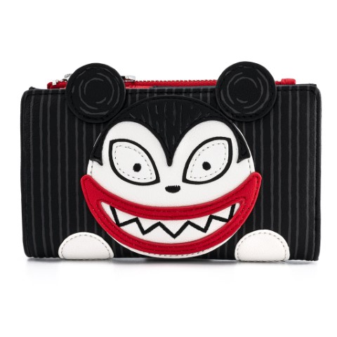 Nightmare Before Christmas Scary Teddy & Undead Duck Wallet