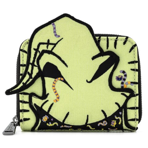 Nightmare Before Christmas Oogie Boogie Creepy Crawlies Wallet