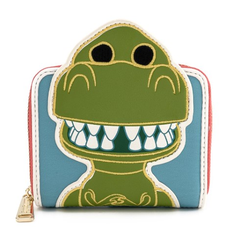 Toy Story Rex Wallet