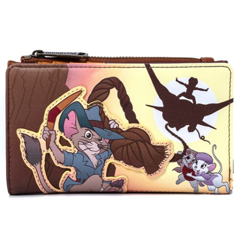 Rescuers Down Under Flap Wallet