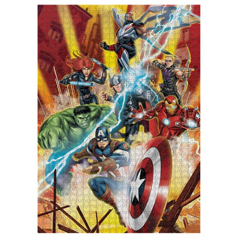 PREORDER Marvel Group Comics 1000pc Puzzle