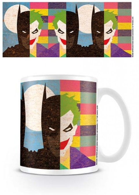 Batman - Batman and Joker Mug