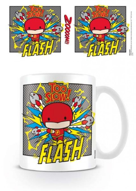 DC Comics - The Flash Chibi Mug
