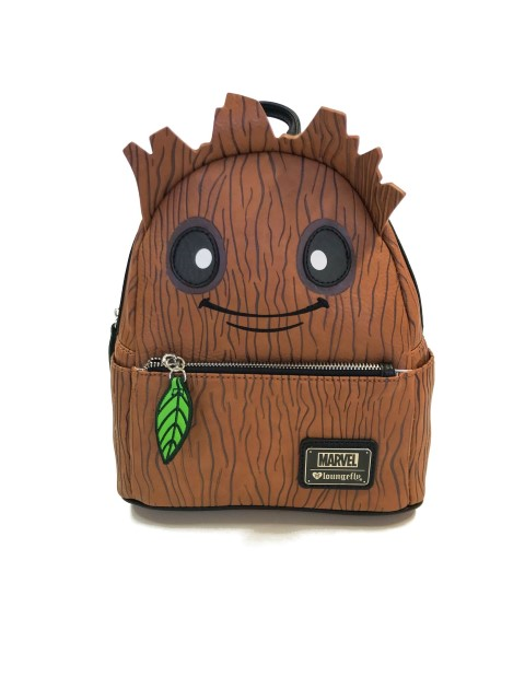 Marvel Guardians Groot Leaf Mini Backpack