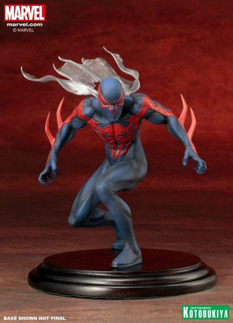 Spiderman 2099 ArtFX+ Statue