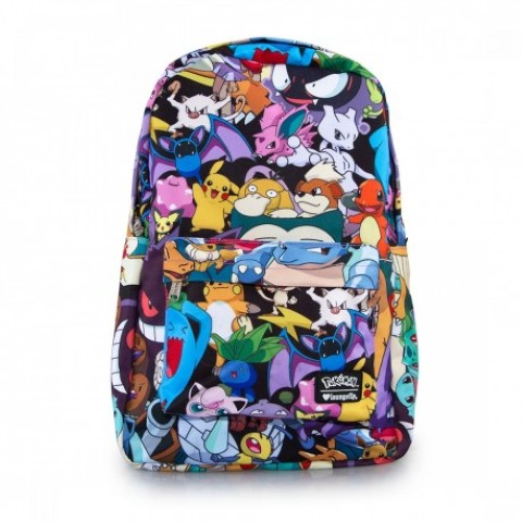 Pokemon Characters Backpack