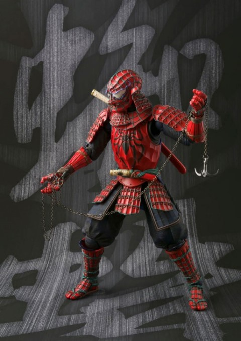 Samurai Spiderman