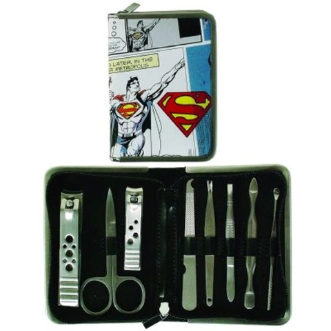 Legend Superman Manicure Set