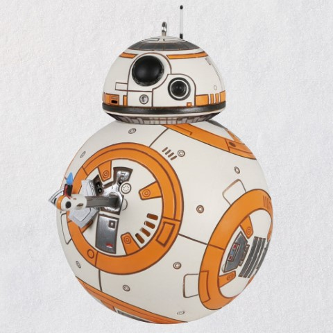 BB-8 Ornament with Sound