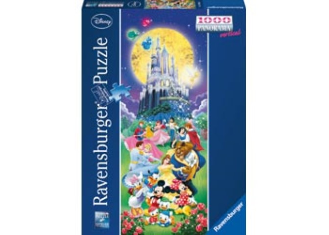 Disney Characters Puzzle 1000pc