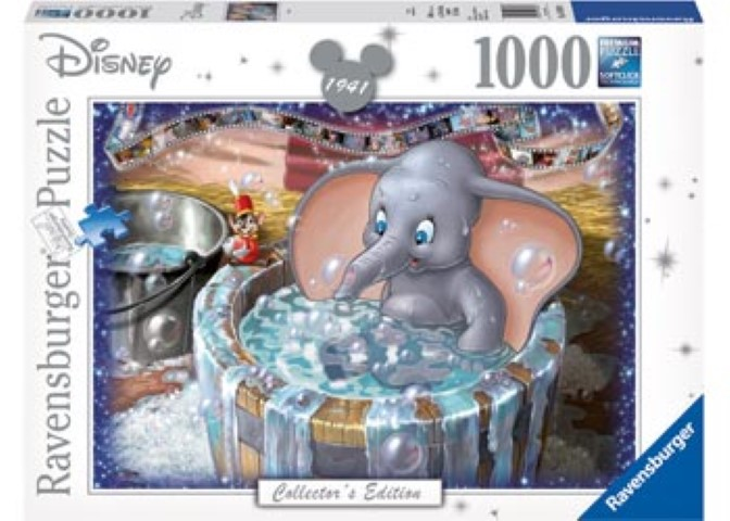Disney Memories Dumbo 1941 - 1000pc Puzzle